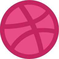 Dribbble ball 192