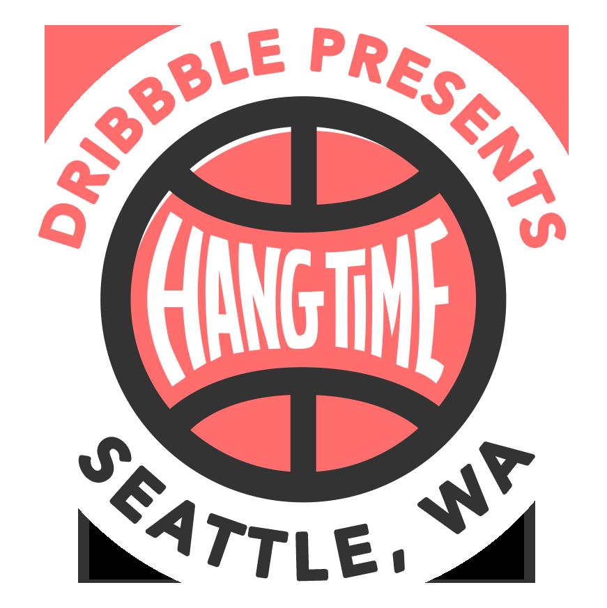 Hangtime logo seattle