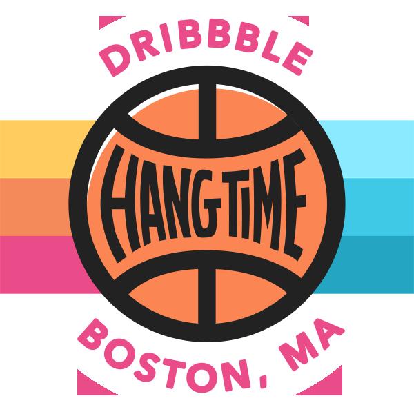 Logo boston sticker