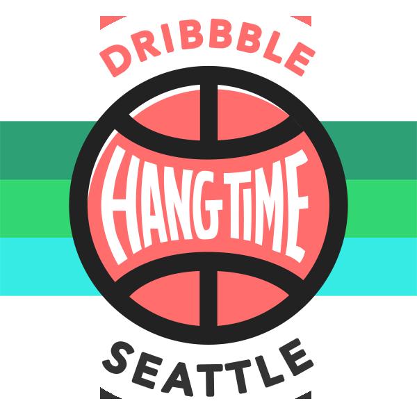 Logo seattle sticker