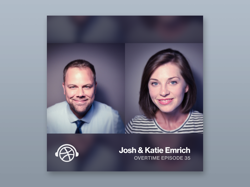 Josh and katie emrich