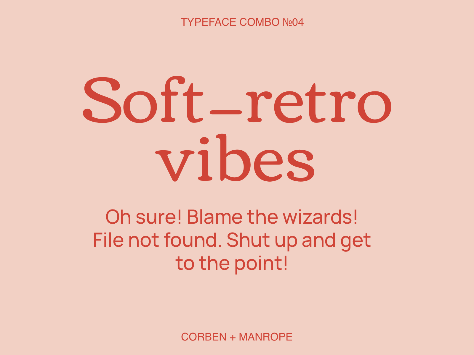 8 Expressive Free Font Combos For Your Next Design Curated By Davide Baratta Dribbble Design Blog