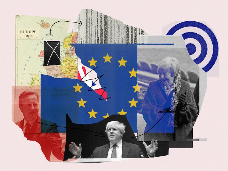 Brexit by Ricardo Santos