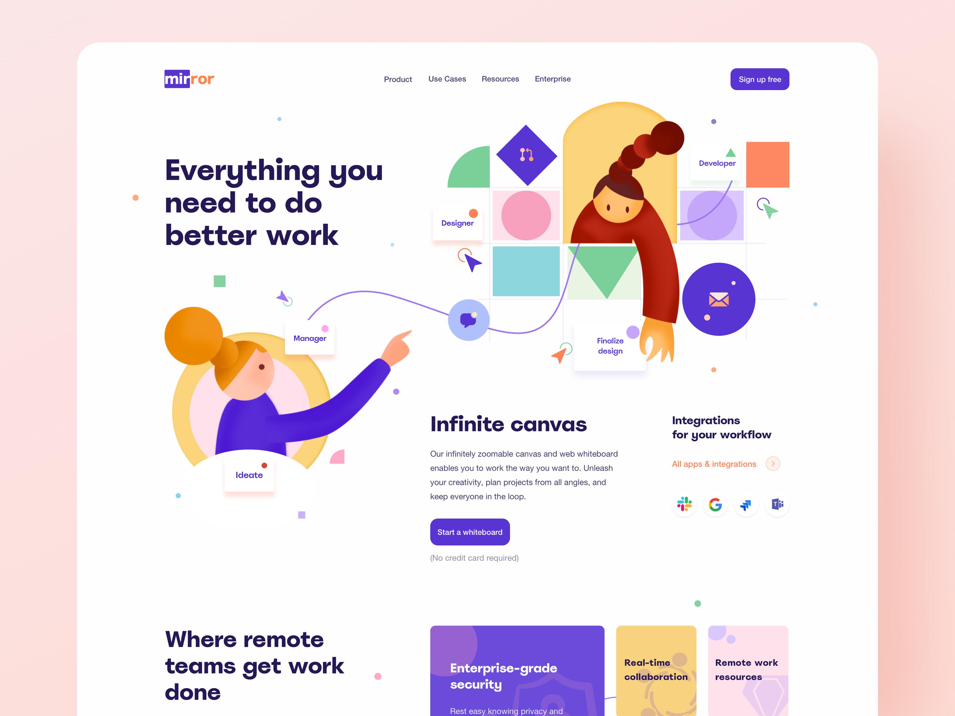 Online Collaborative Platform by Zuairia Zaman