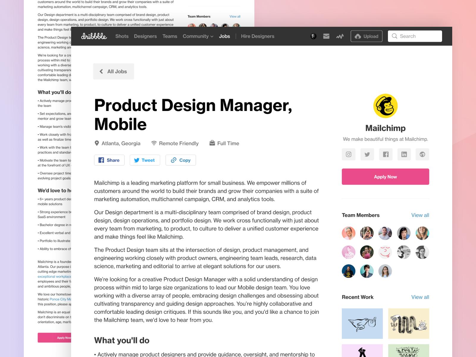 Full-Time Graphic Design Jobs