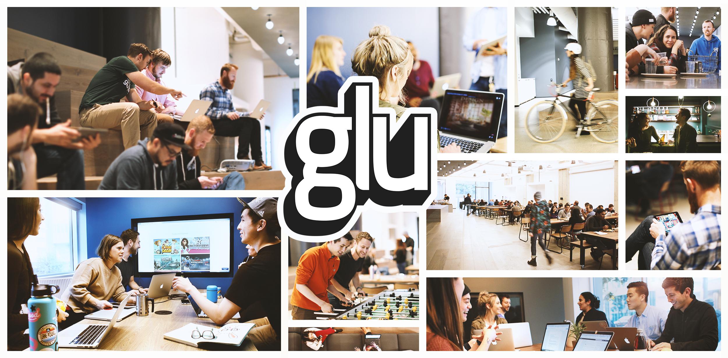 Motion Graphics Video Editor At Glu Mobile San Francisco Ca Dribbble Design Jobs