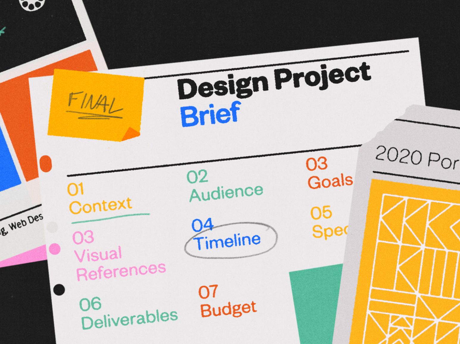 Design Brief by Ricardo Santos