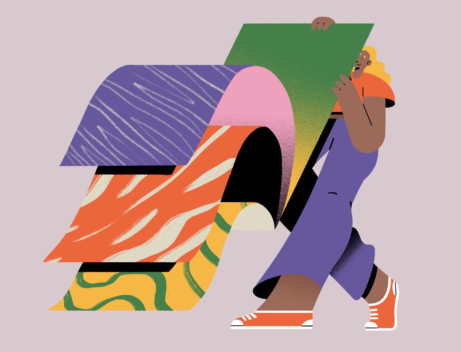 Layers by Lucas Wakamatsu