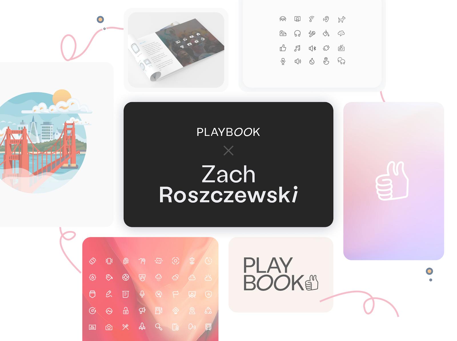 Zach Roszczewski Playbook