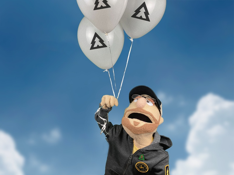 Up puppet advencher