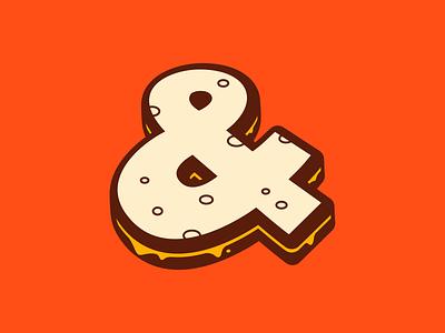 Ampersandwich vaultalarm vector illustration simplebits
