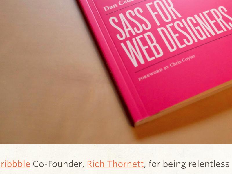Sass For Web Designers sass book abookapart simplebits