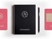 Gameplan Sketchbooks