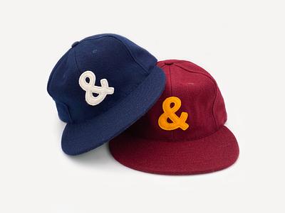 New wool caps rotundo ampersand hat simplebits