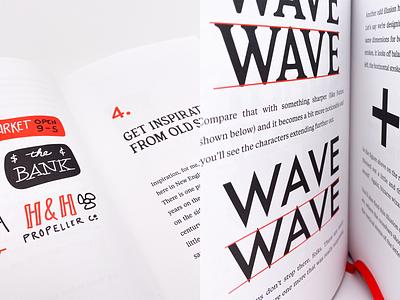 Twenty Bits I Learned About Making Fonts typography fonts book simplebits