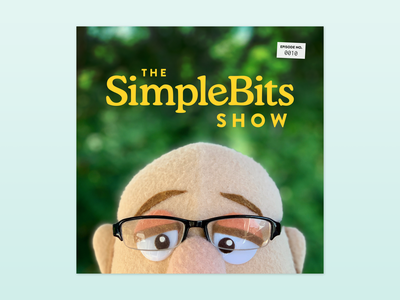 The SimpleBits Show is back! puppet podcast simplebits
