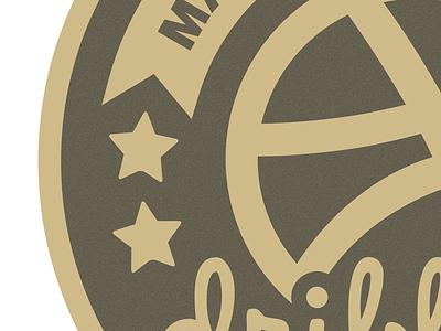Pinteresting all-star playoff dribbble bronze pin