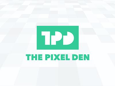 TPD avenir pixel mark logo