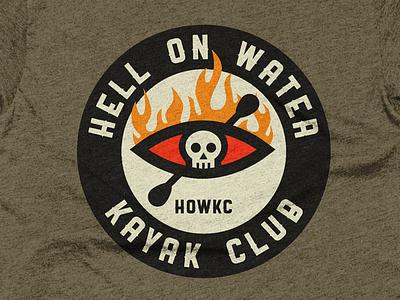 Hell on Water: The Revenge cottonbureau shirt howkc hellonwater
