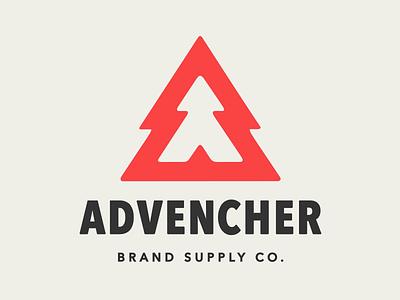 Brand exploration for fun lockup logo avenirnextcondensed avenirnext brand advencher