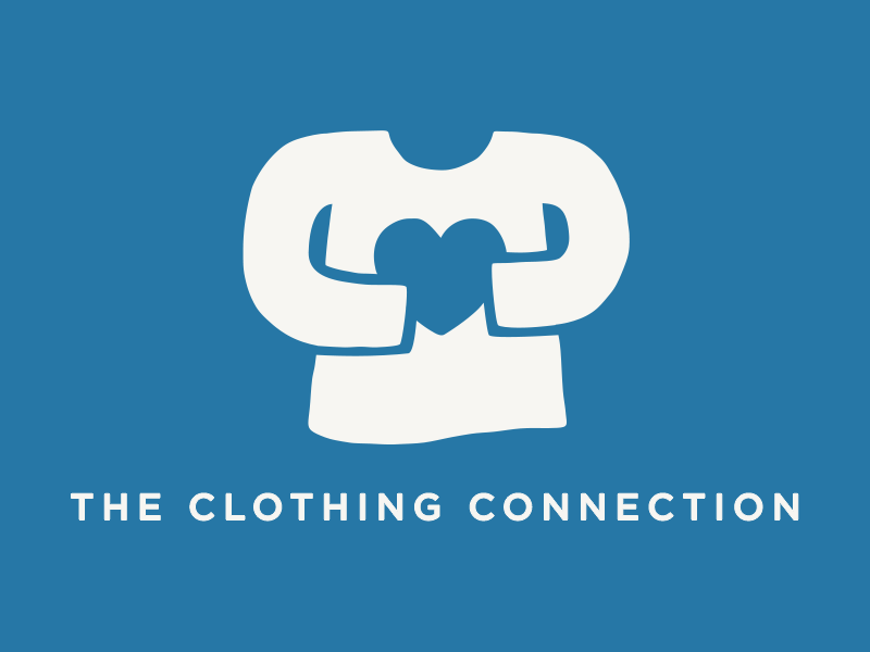 Re-laundered avenir vector charity logo clothingconnection