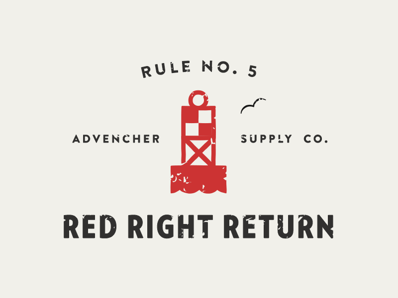 Red right return