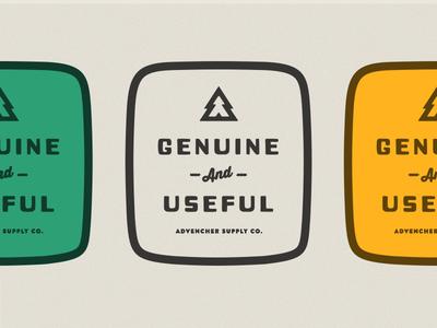 Genuine & Useful