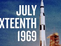 July Xteenth 1969