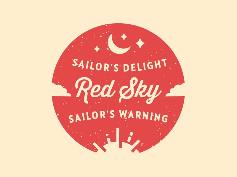 Red Sky thirsty verlagcondensed usefulskill vector advencher