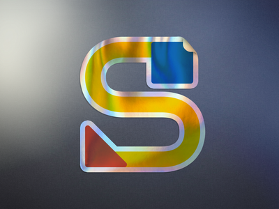 36days 2020 — S type design type lettering letter font 36daysoftype07 36daysoftype
