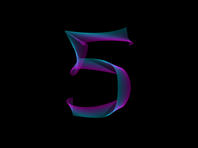 36 days 2020 – 5 type design type lettering letter font 36daysoftype07 36daysoftype