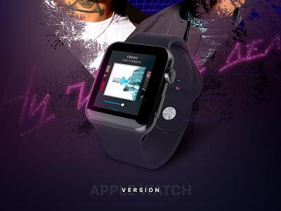 Vk Music App Watch Version download listen watch android ios player music app web design uiux graphic design