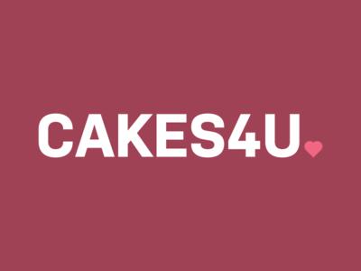 CAKES4U Workmark Design