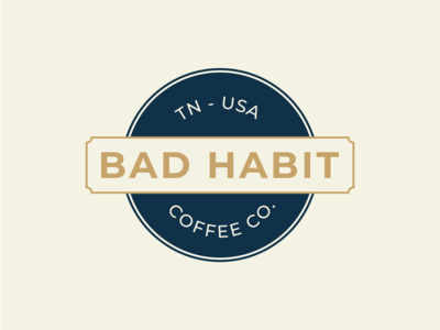 Bad Habit Logo