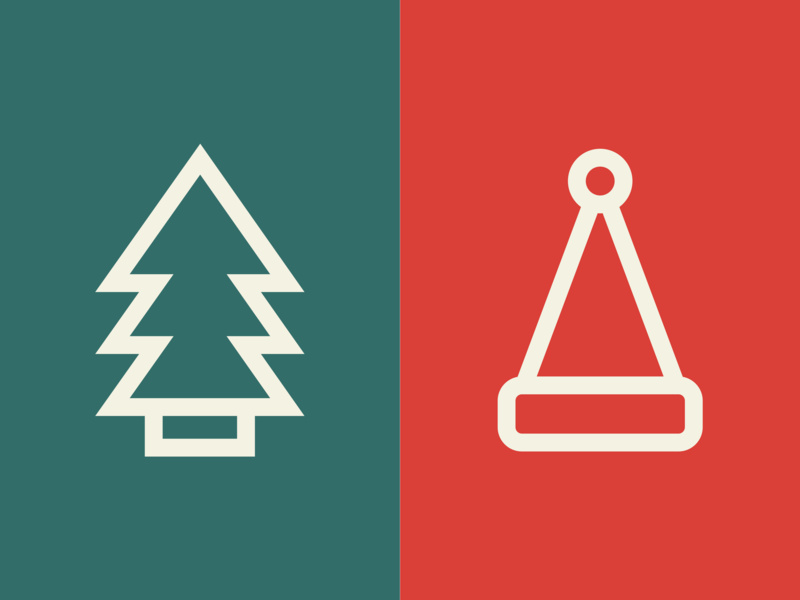 Christmas Icons icon design icon christmas