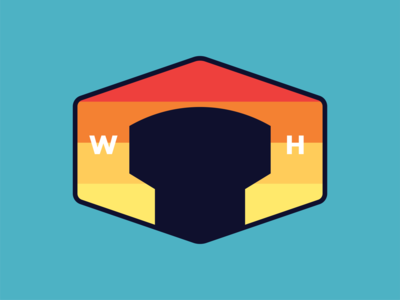 Water Tower Badge