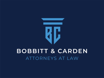 Bobbitt & Carden Attorneys at Law Logo