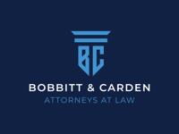 Bobbitt & Carden Attorneys at Law Logo