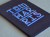 Tom Harris Business Card