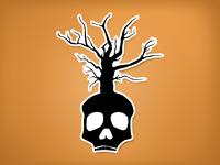 Skulltree Oktoberfest Sticker