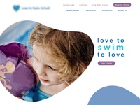 Swim School Homepage