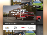 Updated Automotive Home Page