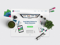 Social News Desk