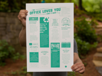 Office Love - Print