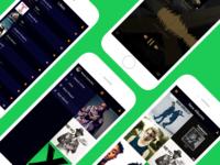 Play On App Design