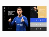 Chelsea Web Concept Design