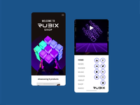 Rubix Responsive Website Design