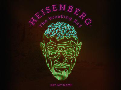 """Heisenberg """"The Breaking Bad"""""""