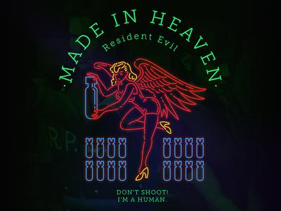 """Made In Heaven """"Residen Evil 2"""""""