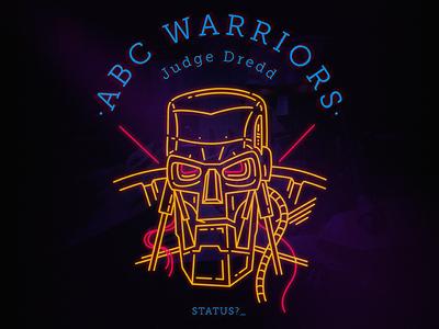 "ABC Warriors ""Judge Dredd"""